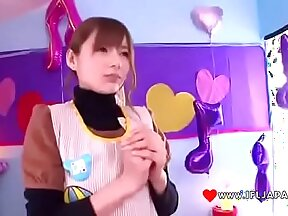 Babysitter - Japanese house scene starring