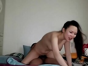Asian Amateur Teen With Barely Legal Body Compilation